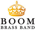 Boom Brass Band Logo